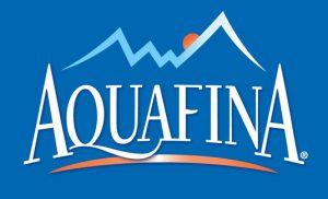 logo aquafina tại Đại lý nước khoáng