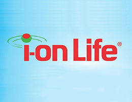 logo i-on life tại Đại lý nước khoáng