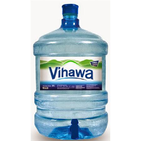 nước uống tinh khiết Vihawa