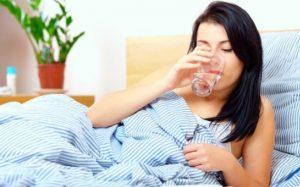 Lợi ích của việc uống nước sau khi thức dậy