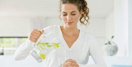 Giảm béo với nước uống hằng ngày