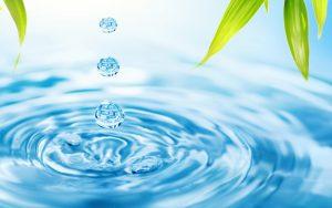 Sử dụng nước sạch tinh khiết