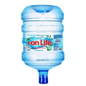 nước khoáng Ion Life 19l