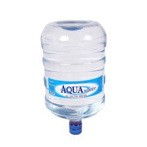 Nước tinh khiết AQUAwater 20 lít