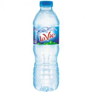 Nước khoáng Lavie 500ml thùng 24 chai