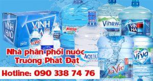 nhà phân phối nước uống