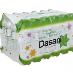 thùng nước Dasani 500ml
