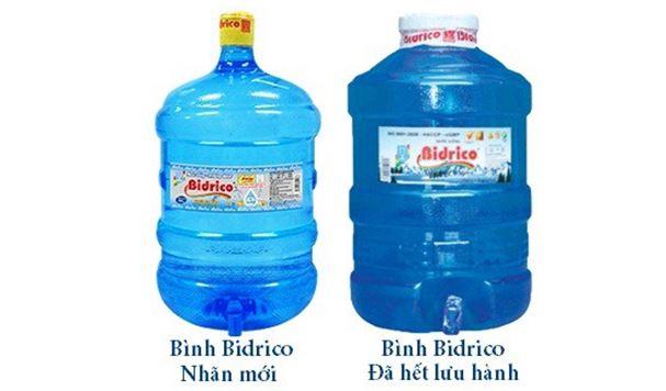nước bidrico thật giả