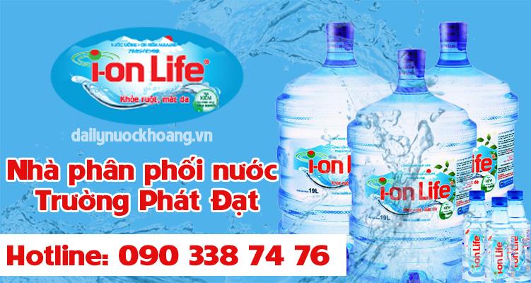 đại lý nước ion life Trường Phát Đạt