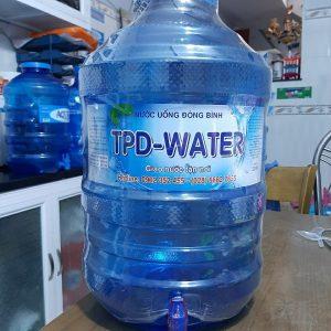 nước uống tinh khiết TPD-Water