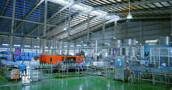 Nhà máy sản xuất nước Ion Life